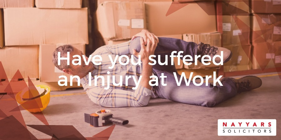 injury at work