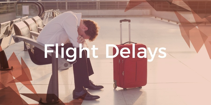 how to find out if your flight is delayed