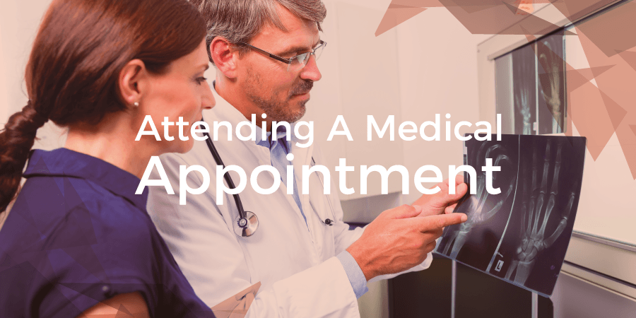 Attending a Medical Appointment