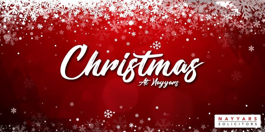 Christmas at Nayyars!