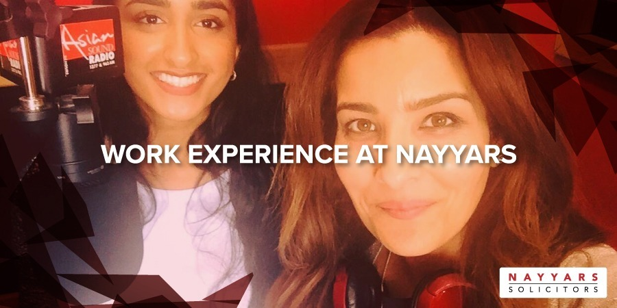 Work Experience at Nayyars