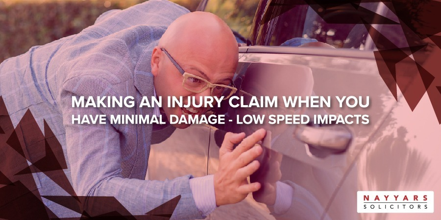 Making an injury claim