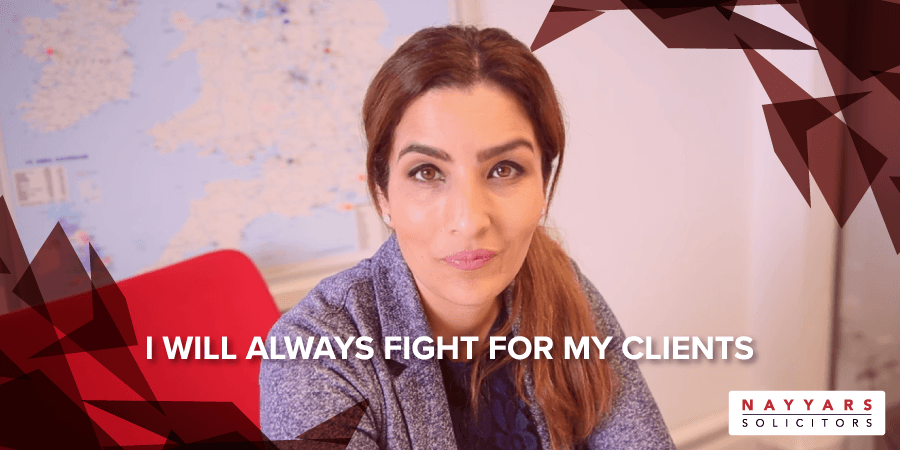 I will always fight for my clients