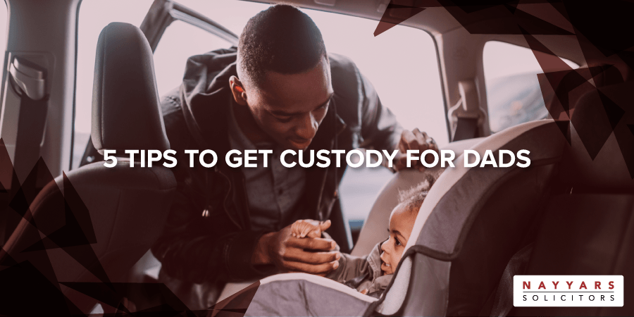 Custody for Dads