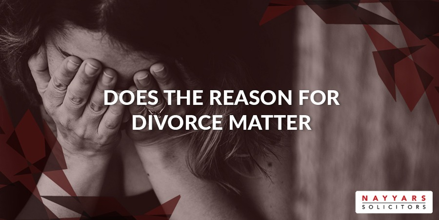 does-the-reason-for-divorce-matter