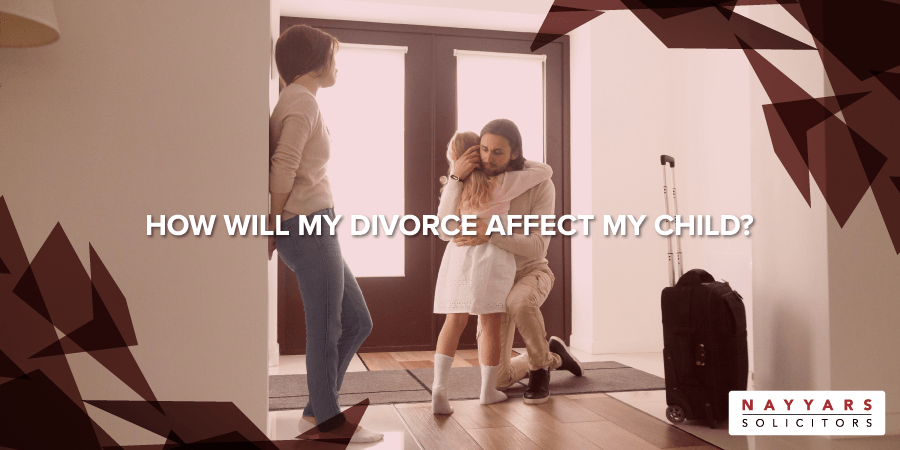 How Will My Divorce Affect My Child