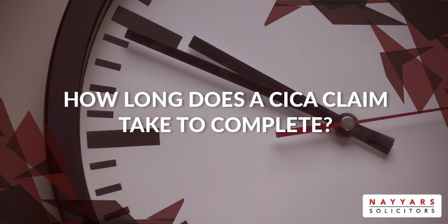 how-long-does-a-cica-claim-take-to-complete