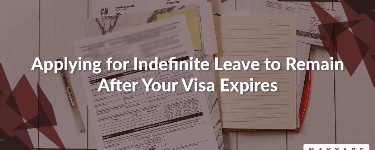 applying-for-indefinite-leave-to-remain-after-your-visa-expires