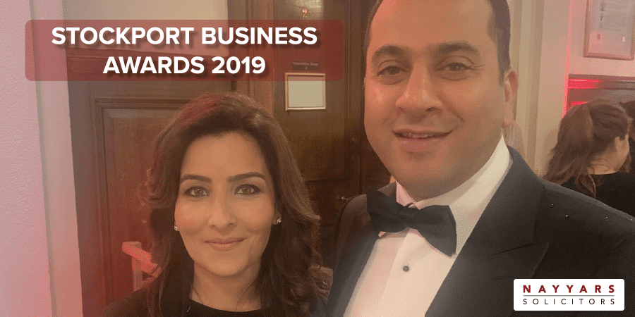Stockport Business Awards 2019 FINALISTS