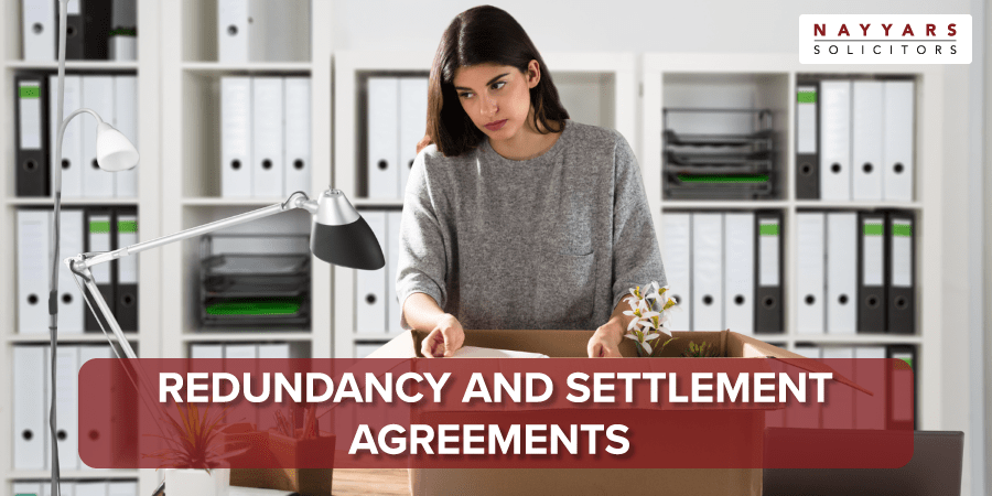 Redundancy And Settlement Agreements