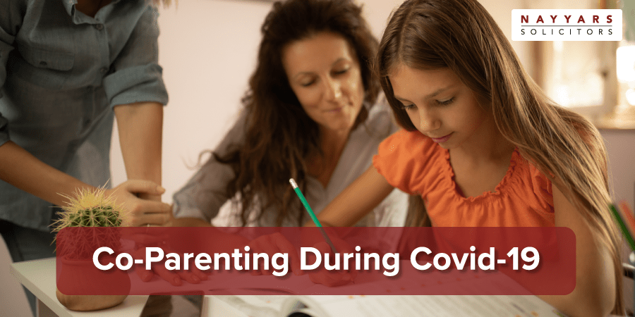 CO-PARENTING DURING COVID-19