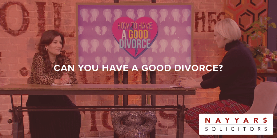 Can You Have A Good Divorce