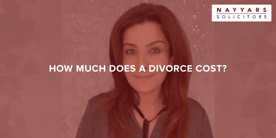 How Much Does A Divorce Cost
